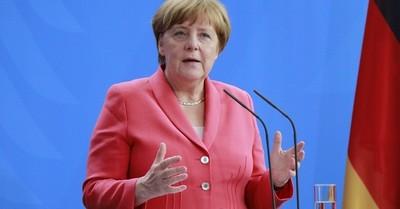 Angela Merkel dio el ejemplo y recibió la primera dosis de la vacuna AstraZeneca