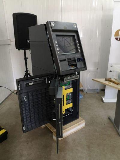 Lanzan nuevo sistema de entintado inteligente para frustrar robos en cajeros automáticos