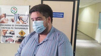 Covid ataca a representantes de Salud Pública: Director de Región Sanitaria de Central dio positivo