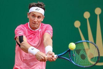 Ruud gana a Fognini y está en semifinales