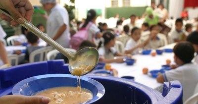 La Nación / Diputados plantean que rubros de agricultura familiar campesina formen parte del almuerzo escolar