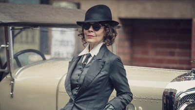 Fallece de cáncer Helen McCrory, actriz de «Harry Potte» y «Peaky Blinders»
