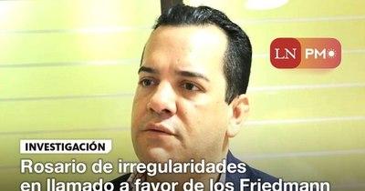 La Nación / LN PM: Las noticias más relevantes de la siesta del 16 de abril