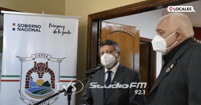 EMBAJADOR ARGENTINO VISITÓ ITAPÚA Y DIALOGÓ SOBRE CRISIS SANITARIA