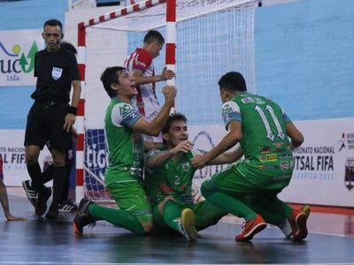 Villa Hayes es el primer campeón del Nacional de Futsal FIFA