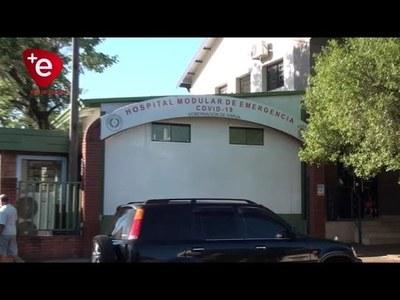 HABILITARÁN NUEVA ÁREA PARA HISOPADOS EN EL HOSPITAL REGIONAL DE ENCARNACIÓN