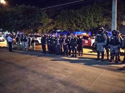 Policía intensificará controles durante este fin de semana – Prensa 5
