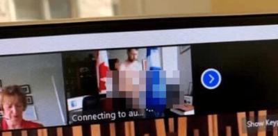Un diputado canadiense obligado a pedir disculpas tras aparecer desnudo en un pleno online – Prensa 5