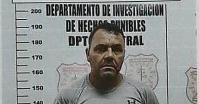 La Nación / Recapturan a Roque Pyguasu en Alto Paraná
