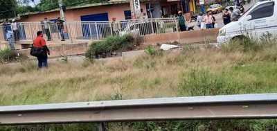 Fallecen tres personas arrolladas por un camión