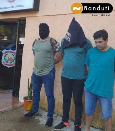 """Recapturan a Roque """"Py Guasu"""" González en Ciudad del Este"""