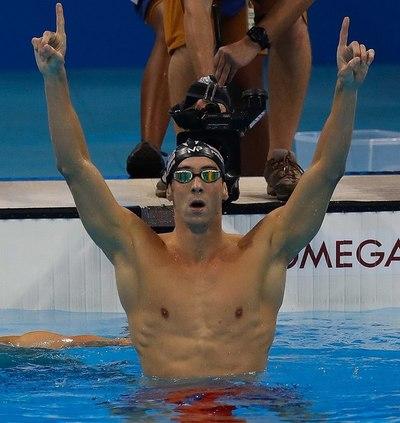 Michael Phelps, el más ganador de los Juegos Olímpicos