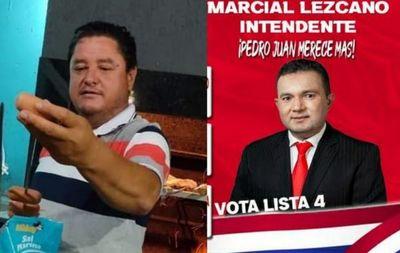 Discordia Colorada en PJC: Marcial Lezcano tiene un inminente rechazo de la sociedad, según Craliño Machuca