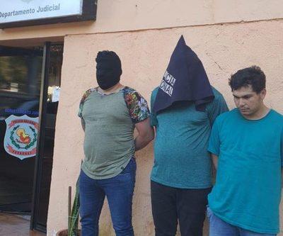 Recapturan a Roque «Pyguasu» en Ciudad del Este