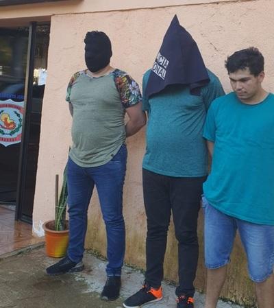 """Capturan a """"Roque Py Guasu"""" en Ciudad del Este"""