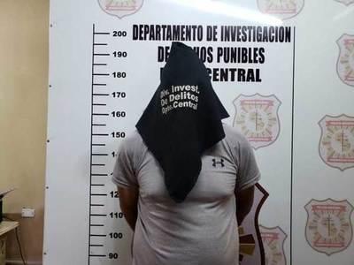 """Recapturado Roque """"Py Guasu"""", en Ciudad del Este"""