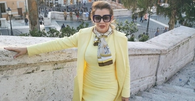 Marly Figueredo está afligida por lo que sucede en su familia