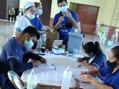 Investigan supuesta vacunación irregular contra el Covid-19 en Natalio