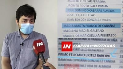 SÉPTIMA INVESTIGARÁ TRES CASOS DE VACUNACIONES  VIP EN NATALIO.