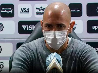 """""""Es un triunfo para seguir en la pelea"""", dice Sergio Orteman"""