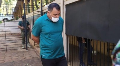"""Roque """"Py Guasu"""" fue recapturado en la zona primaria del Puente de la Amistad"""