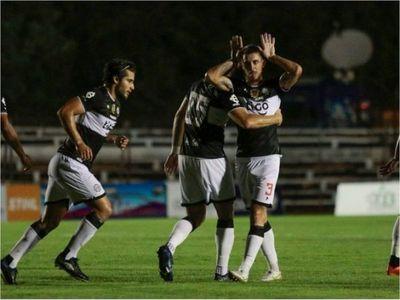 Olimpia lo dio vuelta ante Guaireña de la mano de Alejandro Silva