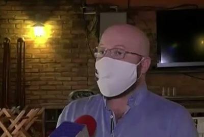 """""""Este es un gobierno maricón, que no toma medidas con coraje"""", dispara referente de gastronómicos"""