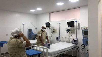 Habilitan ampliación de cuidados intensivos en Hospital de Encarnación