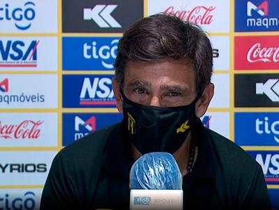 Costas concluye que a Guaraní le faltó contundencia