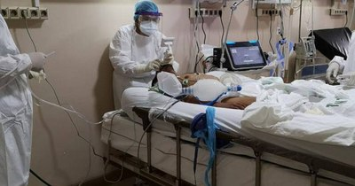 La Nación / Covid-19: 67 fallecidos y 2.917 pacientes internados