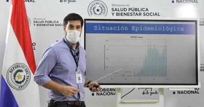 """La Nación / Sequera: """"En breve estaríamos superando 100 muertos por día"""""""