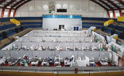 Nueva ola de la pandemia se ensaña con los menores de 40 años en Brasil
