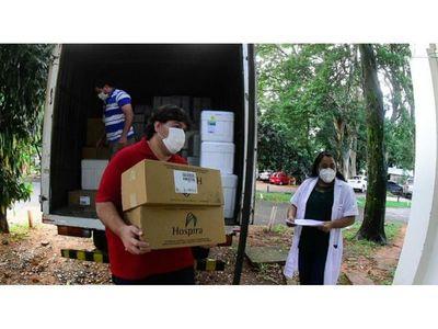 EEUU dona medicamentos para paliar crisis por  Covid