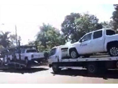 En vilo uso de fondos binacionales, pero Itaipú adquiere 53 vehículos
