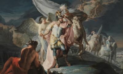 La primera obra documentada de Goya ya está en El Prado