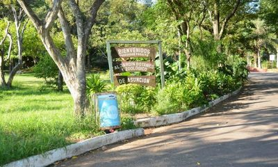 Jardín Botánico, radiografía del abandono que sufre el pulmón verde de Asunción