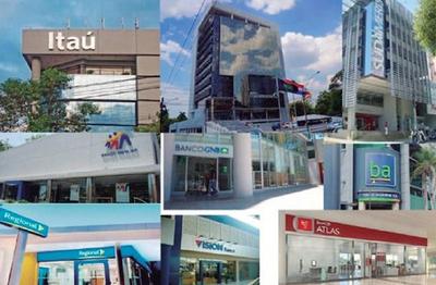 Para Moody's el sistema bancario paraguayo saca musculosos