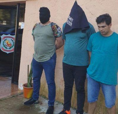 Policía recaptura a Roque Pyguasu en Ciudad del Este