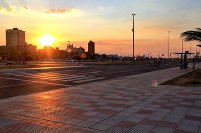 Paraguay espera un clima cálido e inestable este sábado