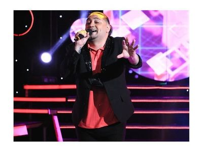 Víctor, El Preso 41, apareció en el Canta Conmigo