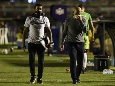 """Sergio Orteman y la Copa Libertadores: """"tenemos que ir partido a partido"""""""