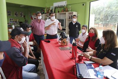 Buscan soluciones a problemáticas de tierras en Alto Paraná