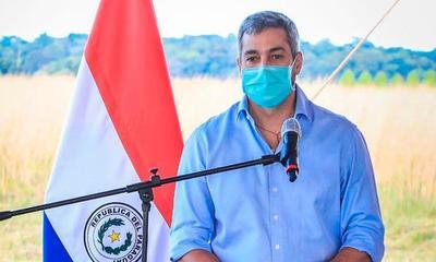 Abdo promulgó la ley cobertura total de internaciones por Covid en terapia – Prensa 5