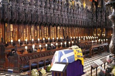 Cómo fue el funeral del Príncipe Felipe, duque de Edimburgo – Prensa 5