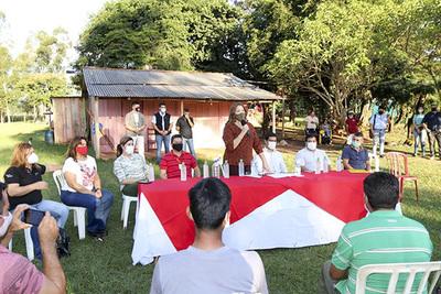 El Indert encamina soluciones a emblemáticos casos en el Alto Paraná