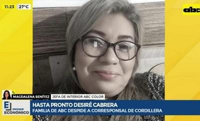 Periodista de ABC fallece víctima del Covid-19