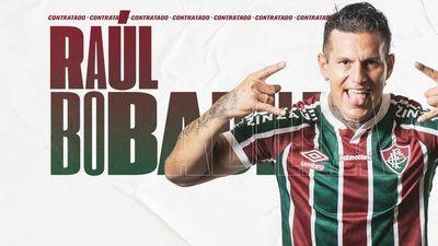 Fluminense oficializó y presentó a Raúl Bobadilla