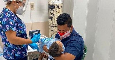 La Nación / Sociedad de Pediatría pide no automedicar a niños y consultar ante primeros síntomas respiratorios