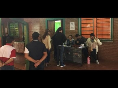 RENUEVAN COMISIONES VECINALES CON ESTRICTO PROTOCOLO SANITARIO