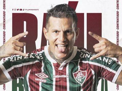 Raúl Bobadilla es nuevo refuerzo de Fluminense